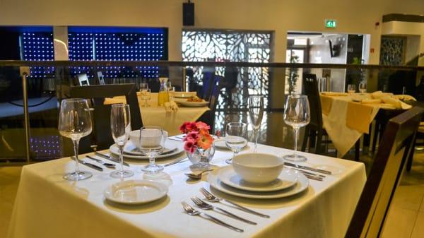 Sala do restaurante - Bijou Almancil, Almancil
