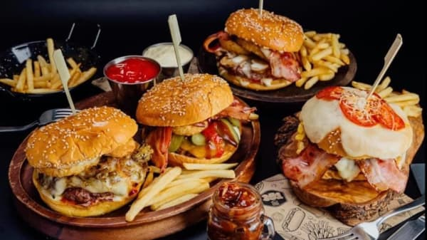 Burger Grill by 351, Madrid