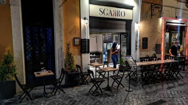 Sgarro Bistrot, Roma