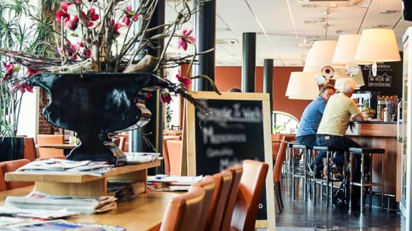 restaurantzaal - De Oude Melkfabriek, Amsterdam