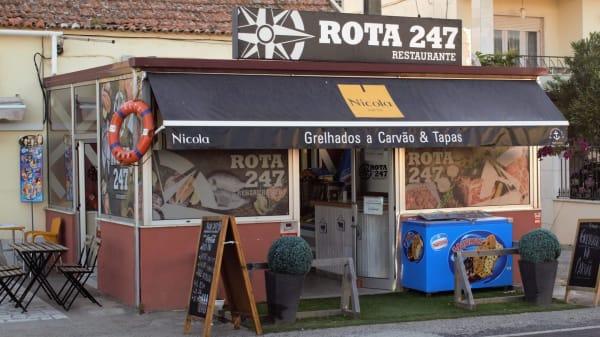 Rota 247, Lisbon