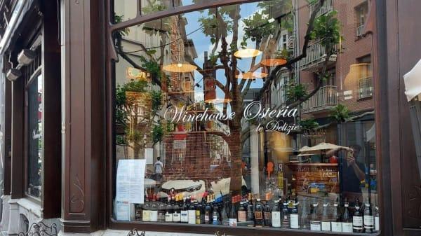 Winehouse Osteria - Le Delizie, Ixelles