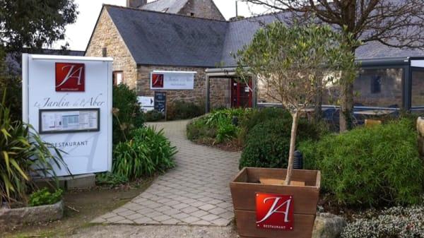 Entrée - Le Jardin de l'Aber, Brélès