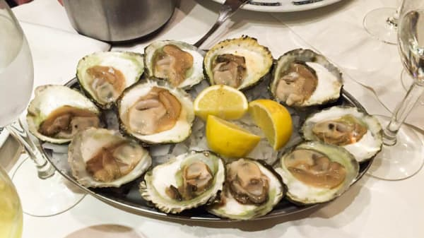 Sugerencia del chef - Naveria do Mar, Madrid