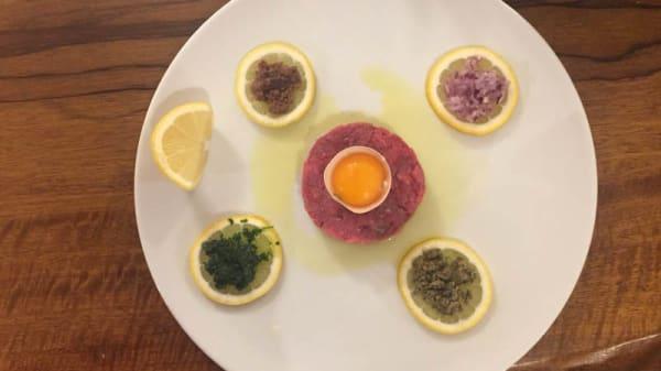 suggerimento dello chef - Agriturismo Ippolita Lucchetti, Cene