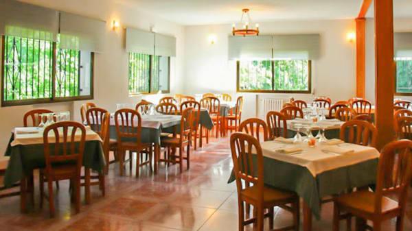 sala - Hotel Rural Marcos, Rascafria