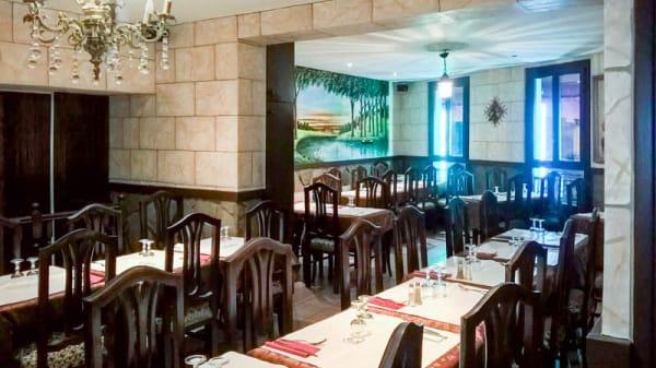 Salle du restaurant - Fontana Di Trevi, Puteaux