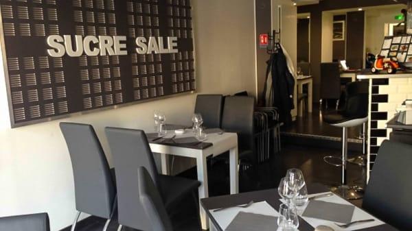 Salle - Sucré Salé, Montereau-Fault-Yonne