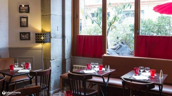 Vue de la salle - Le Cosy Caffe, Toulouse