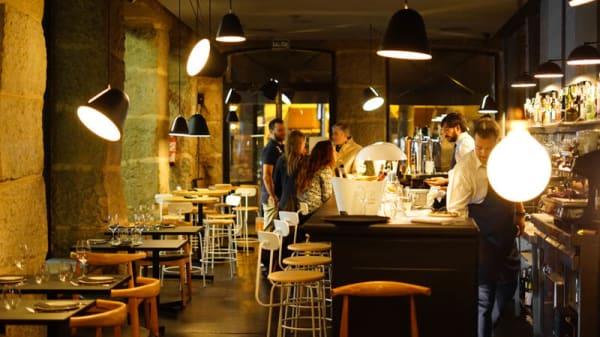 Ambiente nórdico - GAIA Restaurante, Madrid
