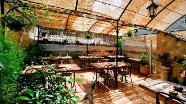 Terrasse - Chez Ida, Marseille