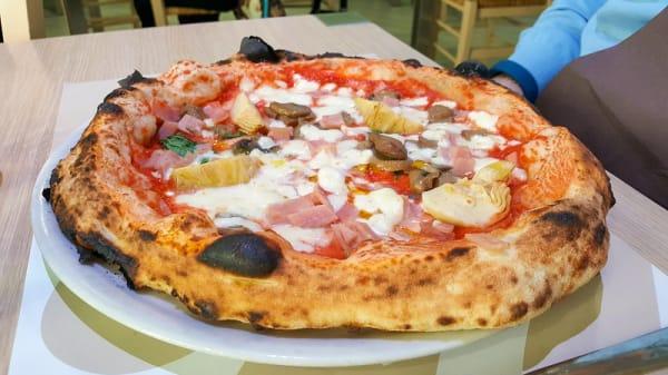 Pizza - Terra Mia, Castel Romano