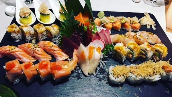 Pîatto - Wei Sushi, Asti