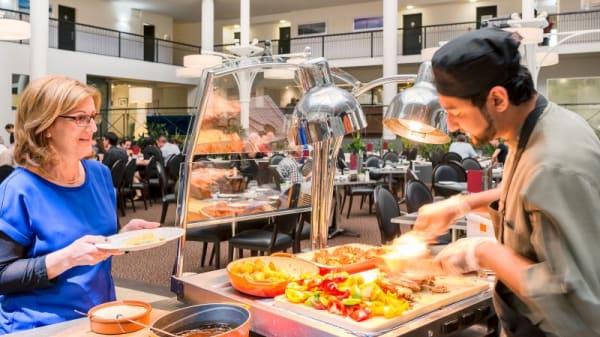 Atrium Garden Restaurant, Fremantle (WA)