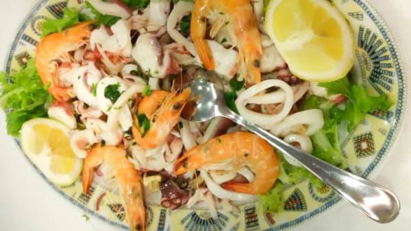 Suggerimento dello chef - Alba la Grigliata, Arpino