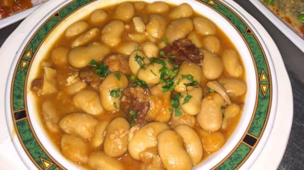 Sugerencia de plato - Ca Saoret, Tavernes De La Valldigna