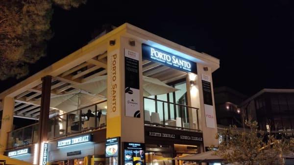 Ingresso - Porto Santo, Rimini