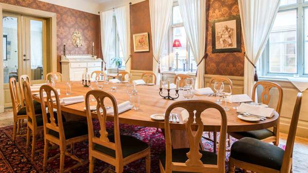 Royal diningroom - Mårten Trotzig, Stockholm