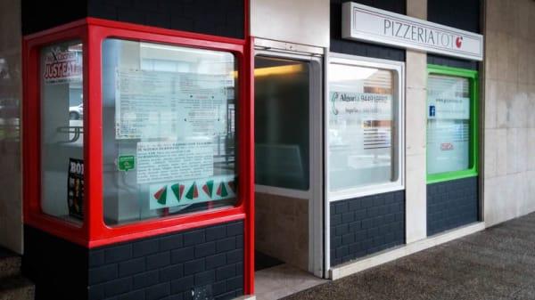 Vista entrada - Pizzeria Totó Algorta, Getxo