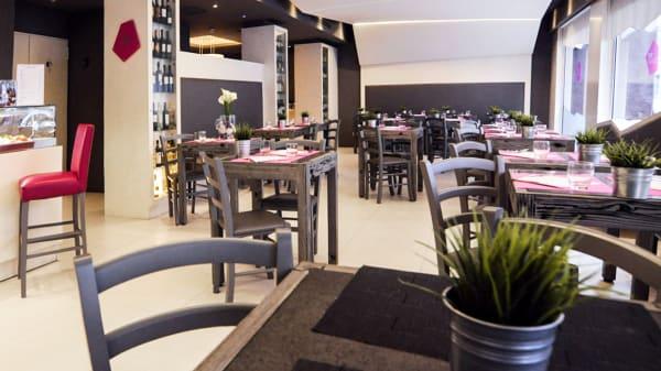 La sala - Smart Restaurant, Roma