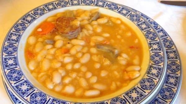 Sugerencia de plato - Chivis, Piedrahita