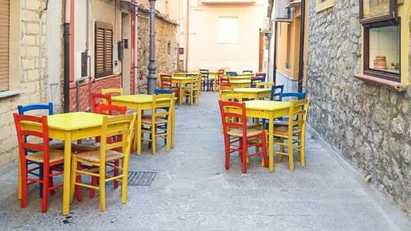 Vista dell'esterno - Targa Food