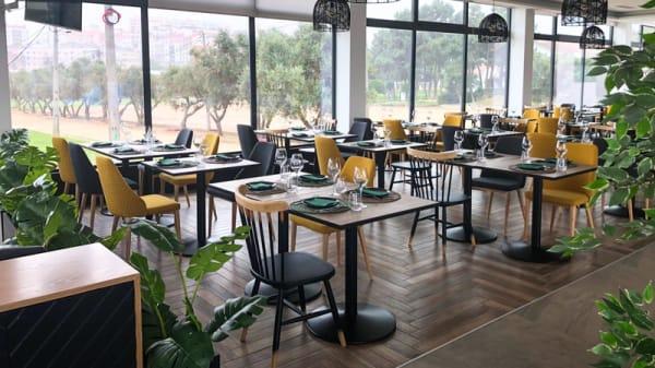 Sala - MARIALMA  Restaurant & Lounge, Corroios