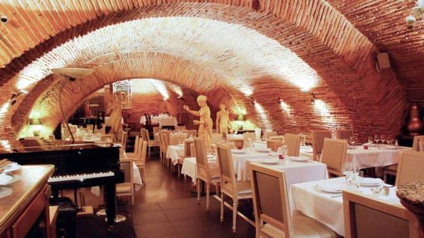 Vue de la salle - Les Caves de la Maréchale, Toulouse
