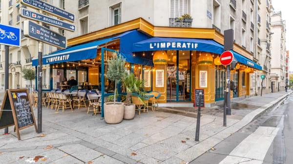 L'Imperatif, Paris