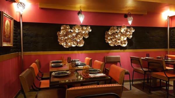 Sala del restaurante - Thai Thai, Barcelona