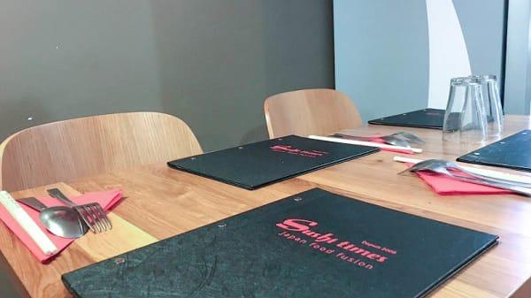 vue de la salle - Sushi Time's, Argenteuil