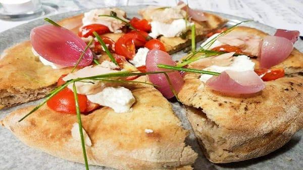 Suggerimento dello chef - Le Quinte, Catania
