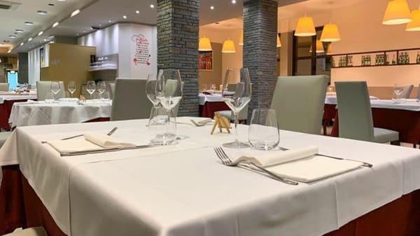 Sala - La forchetta - Artigiani del gusto, Alzate Brianza