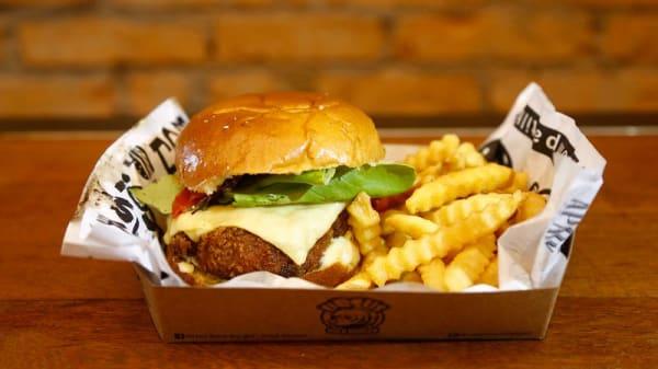 Sugestão do chef - Ursus Rock Burger, São Paulo