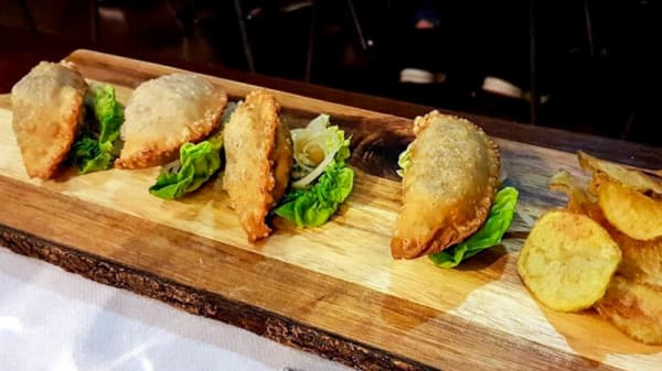 Sugerencia del chef - Artesana Gastrobar, Santiago de Compostela