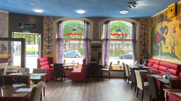 Interieur restaurant 2020 - Taj Mahal, Groningen