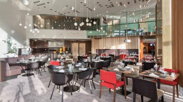 Salle restaurant - Gourmet Bar Lyon Confluence, Lyon