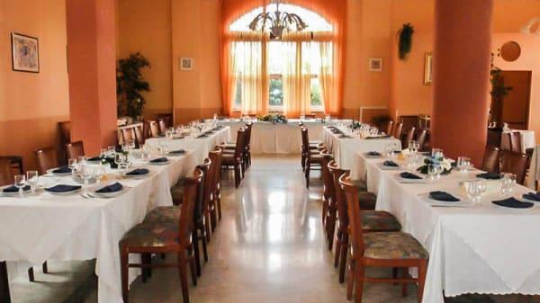 Vista sala - La Taverna Degli Amici, Caiazzo