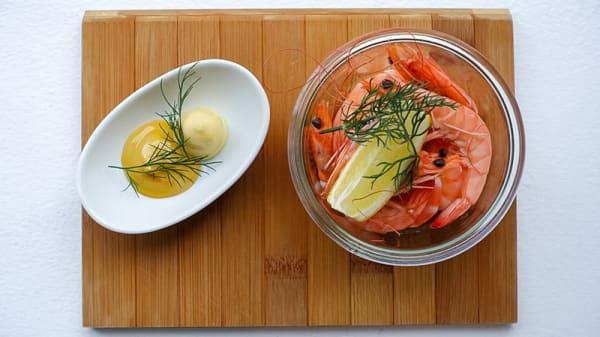 Chef's suggestion - NO17 Vin& Madbar, København