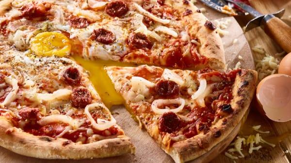Suggestion du Chef - Pizza Paï - Leers, Leers