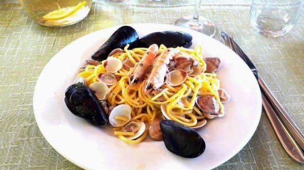 Piatto - El Pareso, Francavilla al Mare