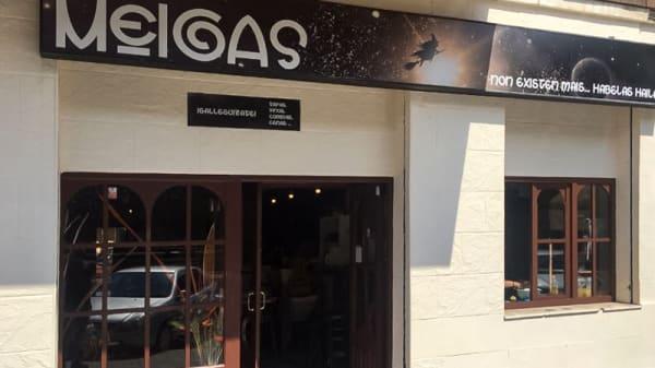 Entrada - Tapería Meigas, Valencia