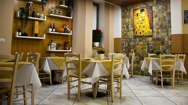 Vista sala - Pizzeria D' & G, Francavilla al Mare