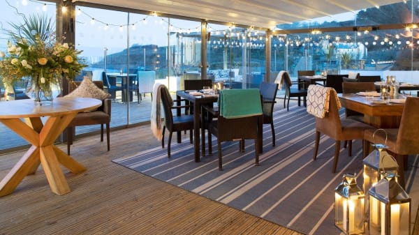 The Cove Restaurant and Bar, Falmouth