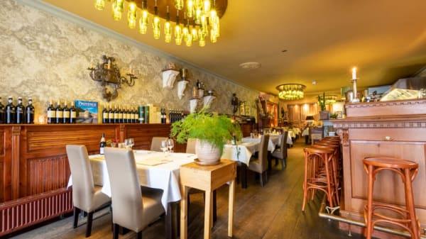 Het restaurant - De Gelagkamer van Weesp, Weesp