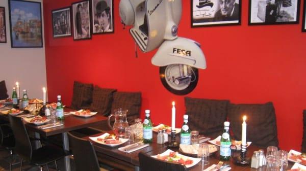 Feca familjevänlig restaurang - Feca Italiensk Pizza al taglio och Pasta bar, Stockholm