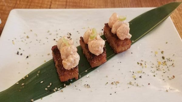 Suggerimento dello chef - Confu Fish Concept Sushi, Tivoli