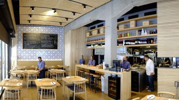 Sala del restaurante - Tradevo Centro, Sevilla