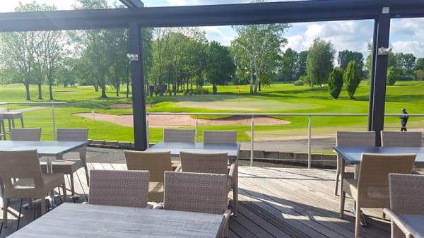 Terrasse - Restaurant du Golf Le 19, La Wantzenau
