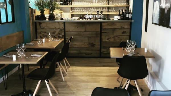 Salle du restaurant - Saveurs et Saisons, Illkirch-Graffenstaden